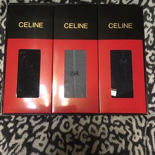 celine - CELINE セリーヌ  美品 メンズ靴下セット