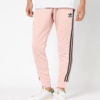 アディダス(adidas)のadidas originals ジャージパンツ ピンク×ブラック(ジャージ)