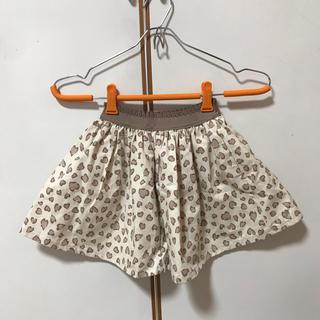 ジーユー(GU)のキッズ スカート(スカート)