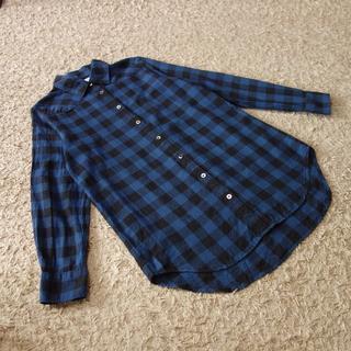 IENA - IENA/2wayチェックシャツ