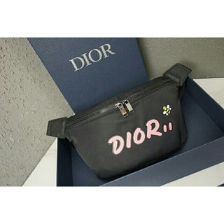 ディオール(Dior)のDIOR ウエストポーチ(ポーチ)