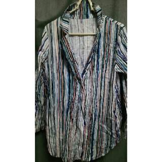 アンティカ(antiqua)のantiqua  カラフル  ジャケット  羽織(テーラードジャケット)