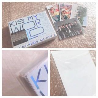 キスマイフットツー(Kis-My-Ft2)のキスマイDVD(男性アイドル)