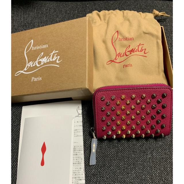 Christian Louboutin(クリスチャンルブタン)のChristian Louboutin ミニウォレット レディースのファッション小物(財布)の商品写真