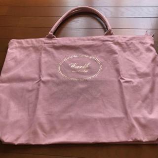 アースミュージックアンドエコロジー(earth music & ecology)の福袋の大きいバッグ(ショップ袋)