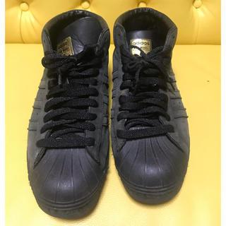アディダス(adidas)のアディダス スーパースター ハイカット(スニーカー)