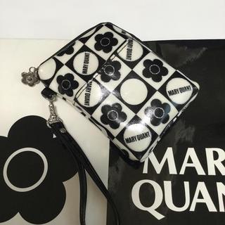 マリークワント(MARY QUANT)のマリークワント マルチポーチ ポケット付き(ポーチ)