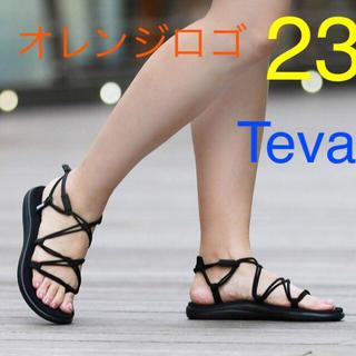 テバ(Teva)のオレンジ 23cm Teva VOYA INFINITY ボヤインフィニティ(サンダル)