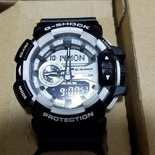 ジーショック(G-SHOCK)のG-SHOCK GA-400(腕時計(アナログ))