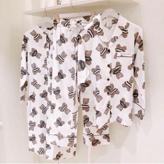 gelato pique - メンズ テディベアガラパジャマシャツ