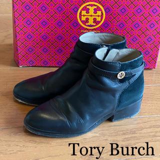 トリーバーチ(Tory Burch)のrkn様専用 Tory Burch ブーティ ブラック サイズ5(ブーティ)