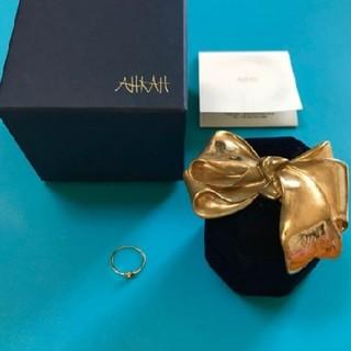 AHKAH - アーカーダイヤハートリング