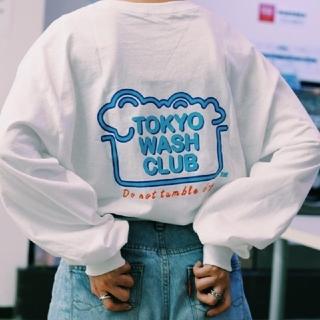新品未使用 tokyo wash club ロンT TWC4