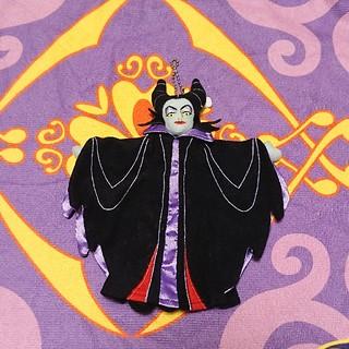 Disney - マレフィセント ぬいぐるみバッジ
