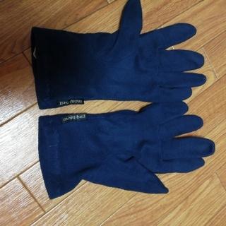 モンベル(mont bell)のモンベル 手袋 フリース(手袋)