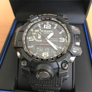 ジーショック(G-SHOCK)のG-SHOCK マッドマスター GWG-1000-1AJF(腕時計(アナログ))