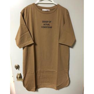 ikka - ロングTシャツ