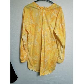ヨウジヤマモト(Yohji Yamamoto)の【美品】COMME des GARCONS HOMME PLUS 手染めシャツ(シャツ)