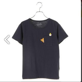 リラックマ ネイビー Tシャツ