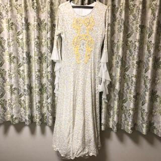 パーティ、カラオケ大会に最適ドレス(ロングドレス)