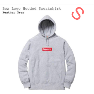 シュプリーム(Supreme)のSupreme Box Logo Hooded Sweatshirt Sサイズ(パーカー)