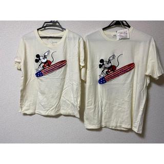 RODEO CROWNS - ロデオクラウンズ ミッキー お揃いTシャツ3点セット お値下げ不可