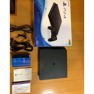 PlayStation4 - PlayStation4 プレステ4CUH-2200 500GBジェットブラック
