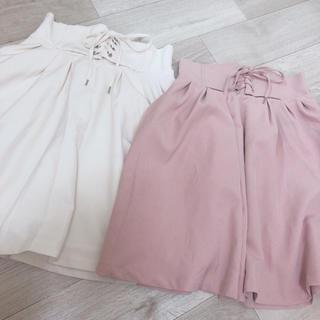 レトロガール(RETRO GIRL)のスカート 2点セット(ミニスカート)