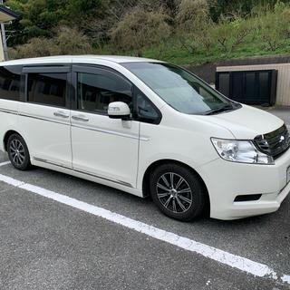 ホンダ - ステップワゴン RK1 関西