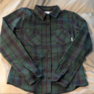 コロンビア(Columbia)のコロンビア チェックシャツ 靴下(シャツ/ブラウス(長袖/七分))