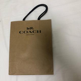 コーチ(COACH)の★coach コーチ ショッパー★(ショップ袋)