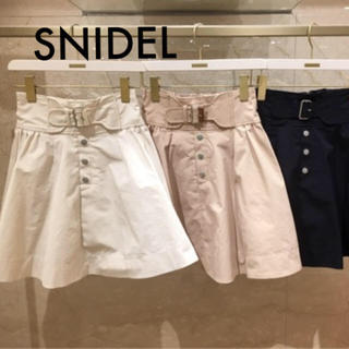 snidel - 美品 ❁︎ snidel トレンチスカート