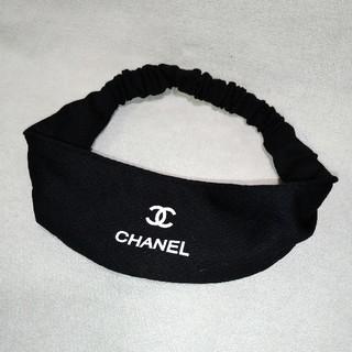 CHANEL - 残り2個 メッシュ素材ヘアバンド