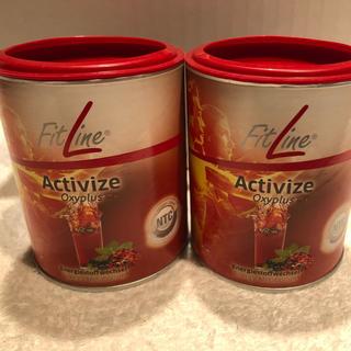 Fitline アクティヴァイズ 2缶 フィットライン (ドイツ酵素)