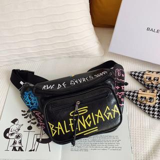 Balenciaga - Balenciaga 超人気 ウエストバッグ ボディーバッグ メンズ