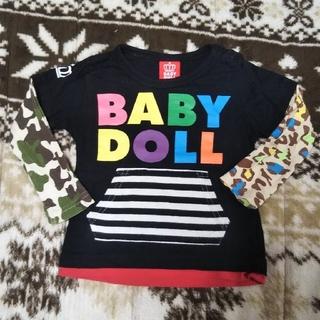 ベビードール(BABYDOLL)のベビードール  ロンティ  80(Tシャツ)