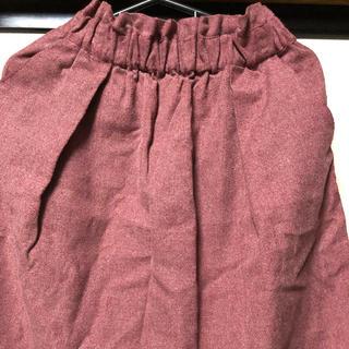 サマンサモスモス(SM2)の膝丈スカート 10月19日までの限定出品(ひざ丈スカート)