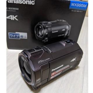 Panasonic - パナソニック ビデオカメラ  4K HC-WX995M