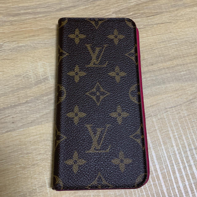 iphone x ケース iphone8 - LOUIS VUITTON - ルイヴィトン モノグラム iPhoneケースの通販
