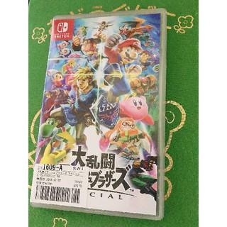 Nintendo Switch - 大乱闘スマッシュブラザーズ SP