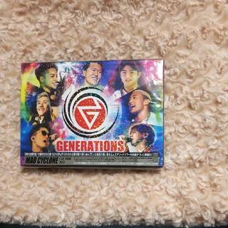 ジェネレーションズ(GENERATIONS)のGENERATIONS LIVE TOUR 2017 MAD CYCLONE(初(ミュージック)