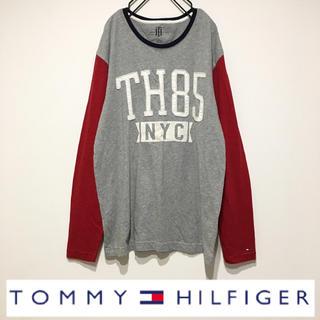 トミーヒルフィガー(TOMMY HILFIGER)のTOMMY HILFIGER 美品 ロンT(Tシャツ/カットソー(七分/長袖))