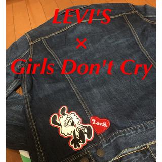 GDC - VERDY × LEVI'S 限定パッチ カスタム Trucker Jacket