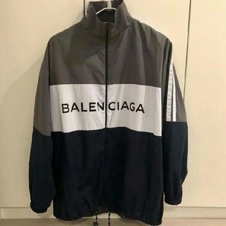 バレンシアガ(Balenciaga)のBALENCIAGA トラックジャケット ナイロンジャケット(ナイロンジャケット)