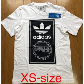 アディダス(adidas)のadidas 半袖Tシャツ XS-size(Tシャツ(半袖/袖なし))