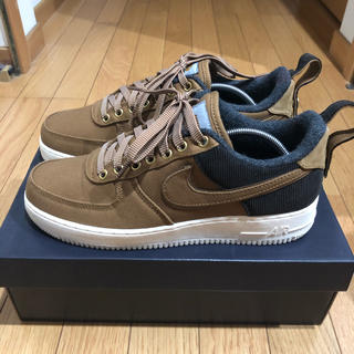 NIKE - CARHARTT WIP × NIKE AIR FORCE 1 LOW 27cm