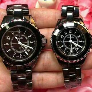 CHANEL - シャネルウォッチ 腕時計 レディース おしゃれ時計シチズンムーブメントJ12