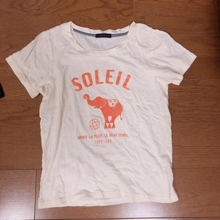 portmaritime サーカスぞうさんのTシャツ (Tシャツ(半袖/袖なし))