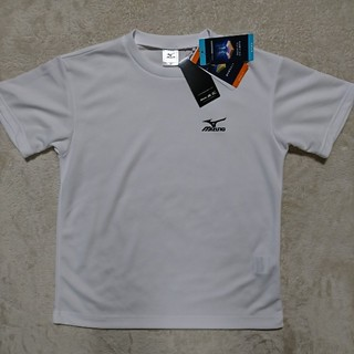 ミズノ(MIZUNO)の【新品】 ミズノ 半袖 Tシャツ 150cm(Tシャツ/カットソー)