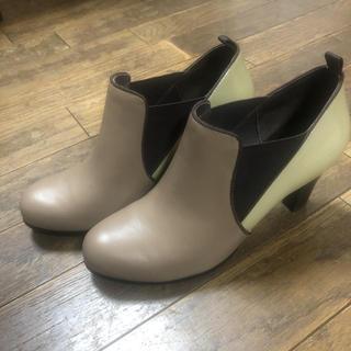 ニジュウサンク(23区)の23区 デザインブーツ ショートブーツ(ブーツ)